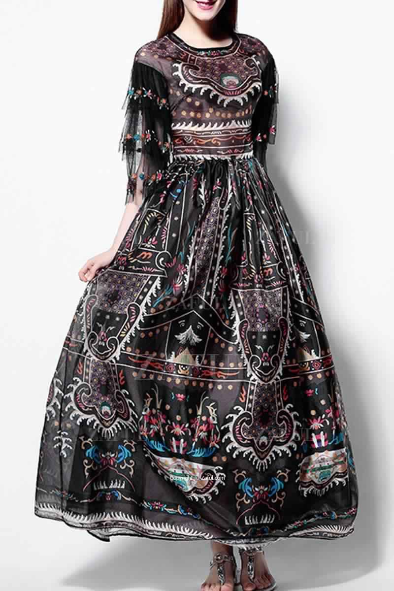 Robes Longues Pour Hijab4