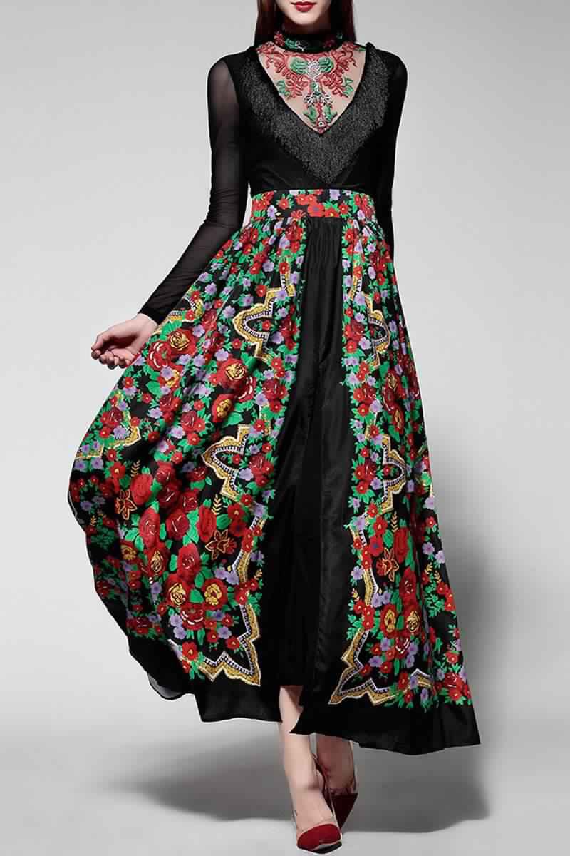 Robes Longues Pour Hijab5