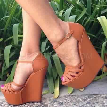 Sandales Compensées 1
