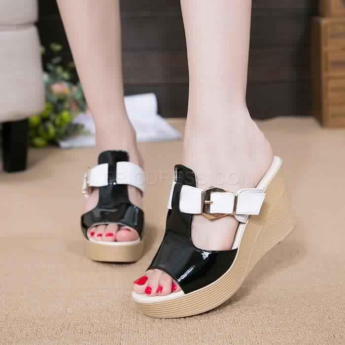 Sandales Compensées 10