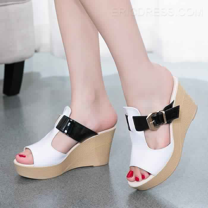 Sandales Compensées 11