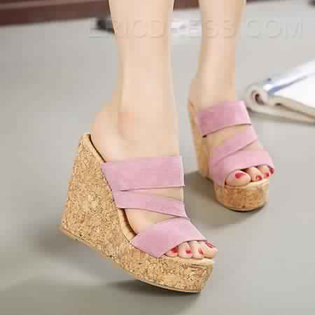 Sandales Compensées 13