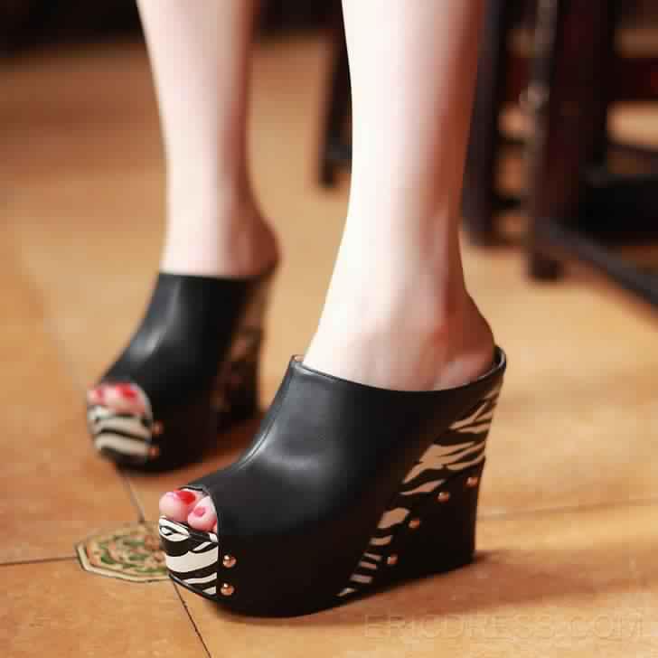 Sandales Compensées 2