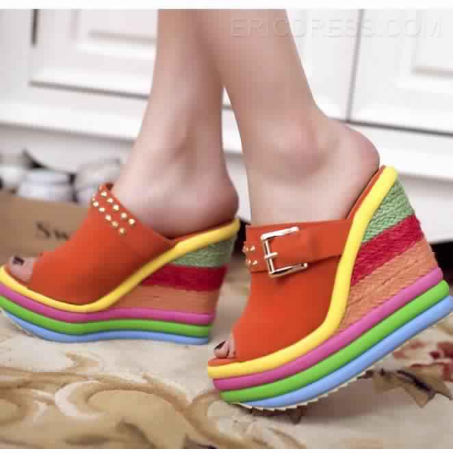 Sandales Compensées 5