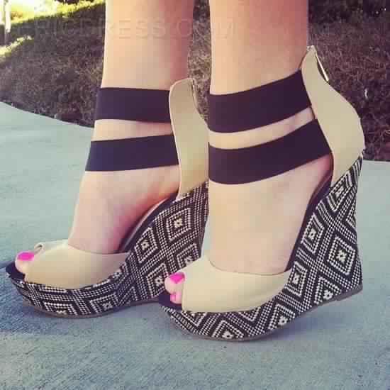 Sandales Compensées 9