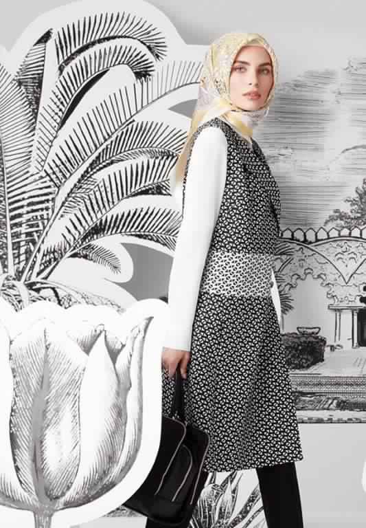 Style De Hijab Moderne10