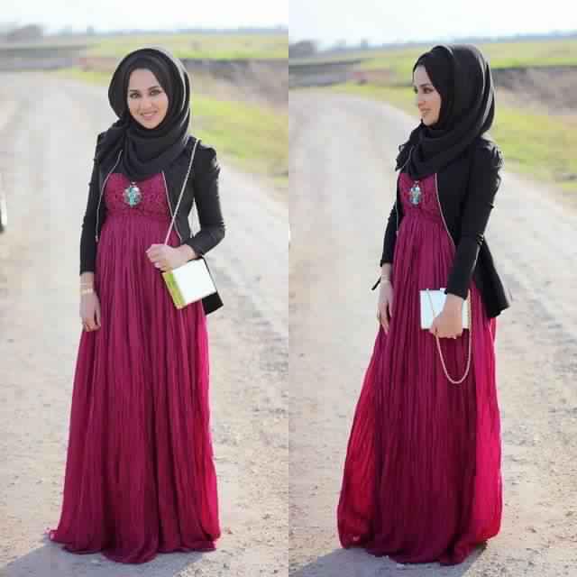 Style De Hijab Moderne17