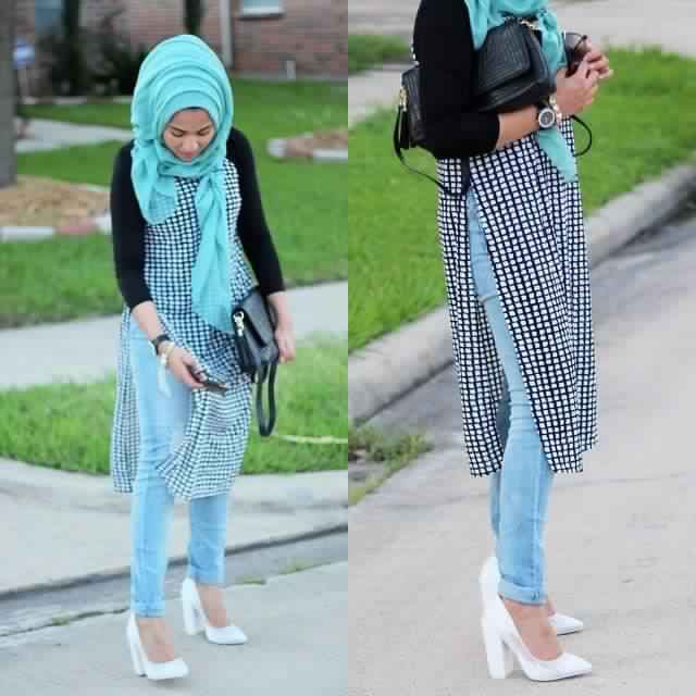 Style De Hijab Moderne18