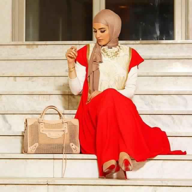 Style De Hijab Moderne19