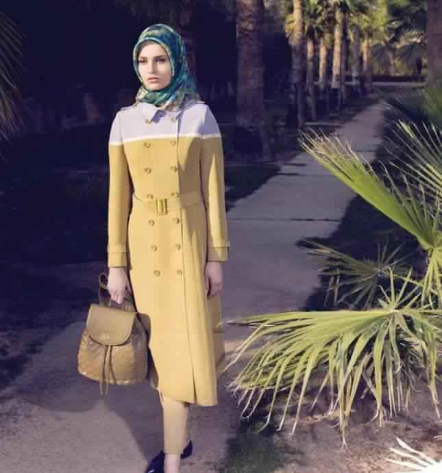 Style De Hijab Moderne2