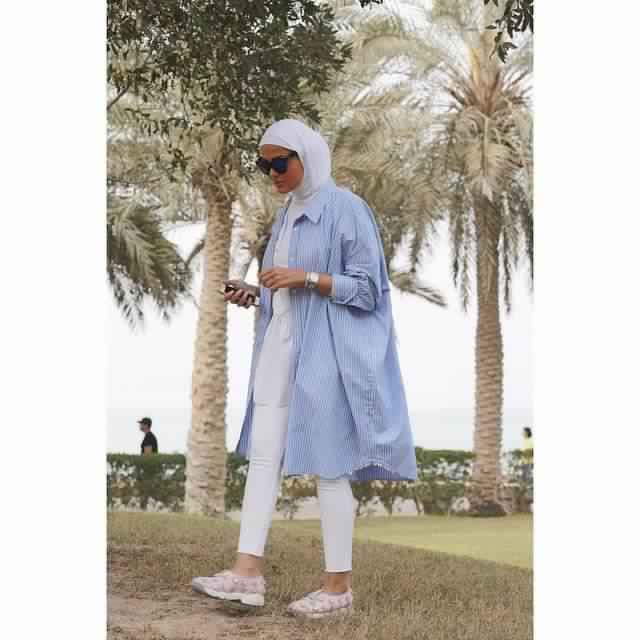Style De Hijab Moderne20