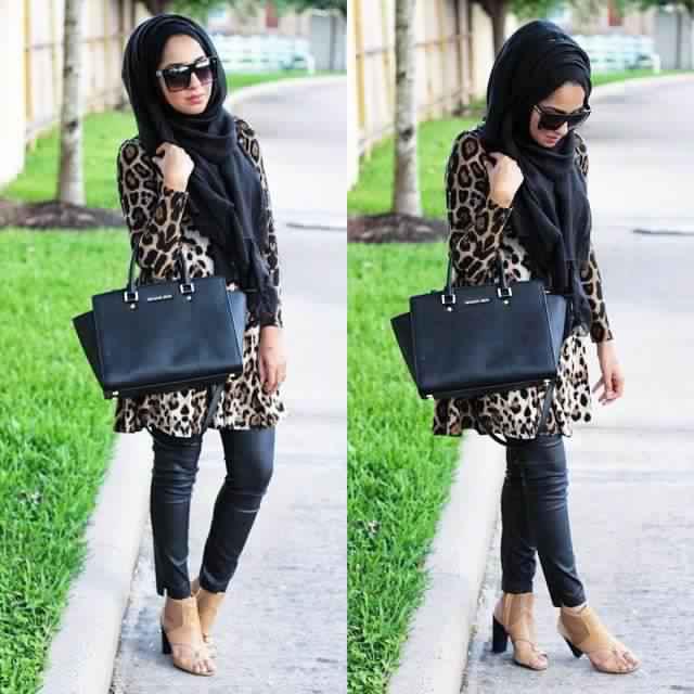 Style De Hijab Moderne21