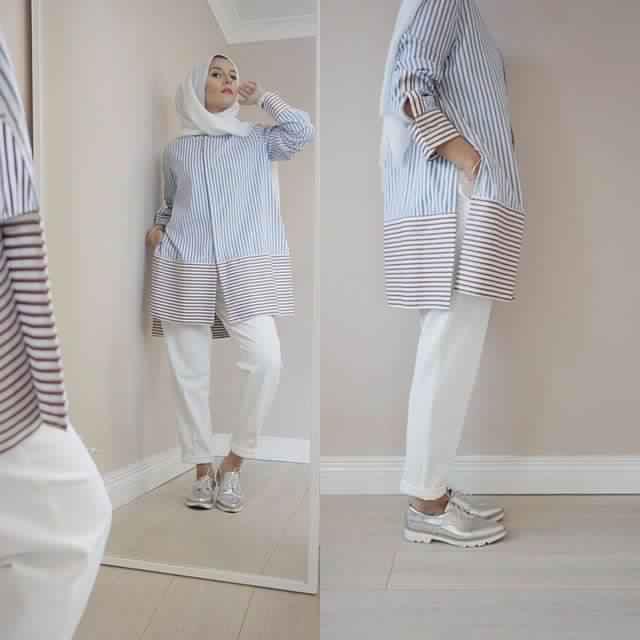 Style De Hijab Moderne3