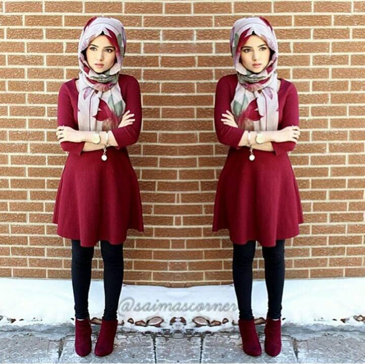 D couvrez cette collection magnifique d 39 id e de style de hijab moderne et pratique astuces hijab Fashion style and mode facebook