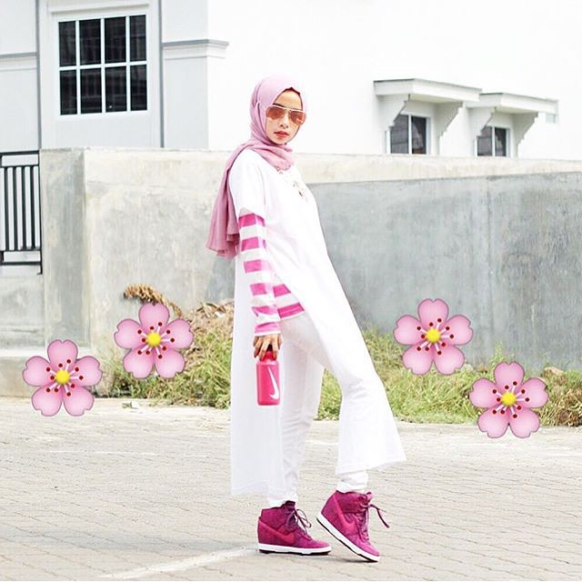 Styles De Hijab Fashion