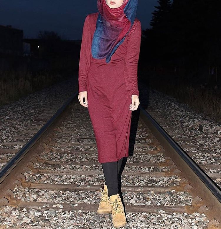 Styles De Hijab Fashion13