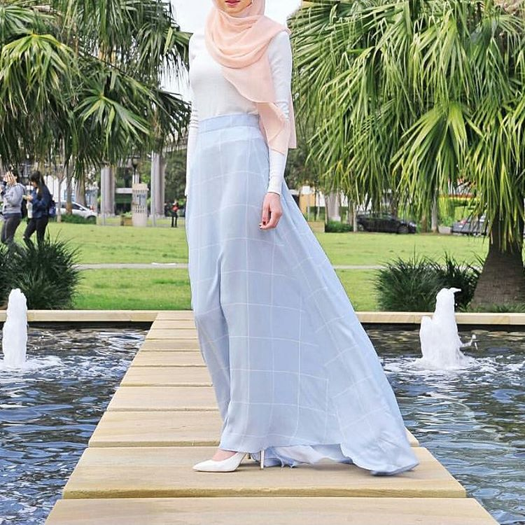 Styles De Hijab Fashion14