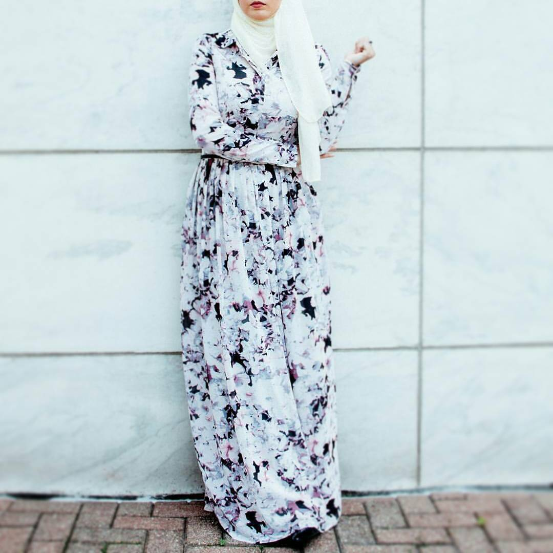 Styles De Hijab Fashion5
