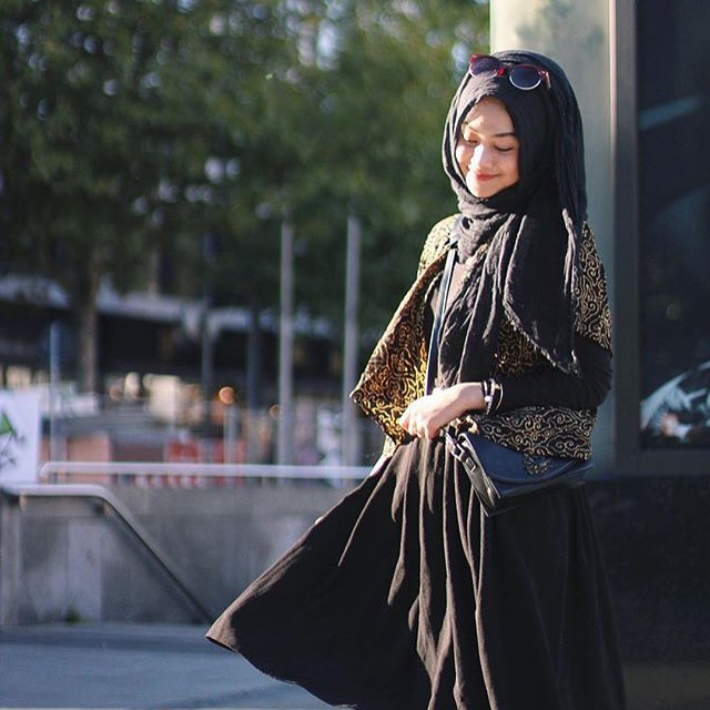Styles De Hijab Fashion6