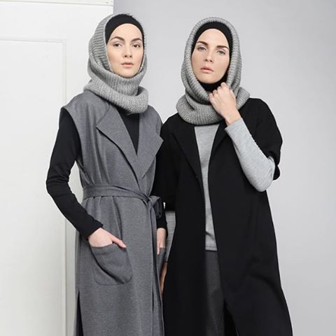 Styles De Hijab Fashion7