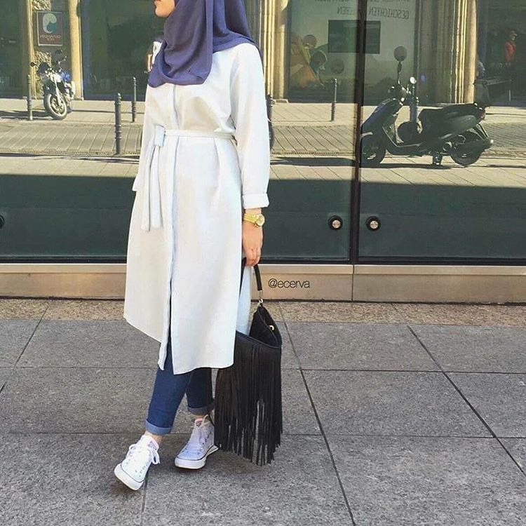 Styles De Hijab Fashion8