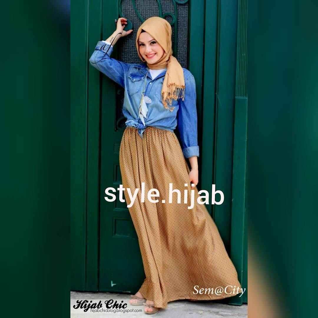 Styles Hijab Fashion16