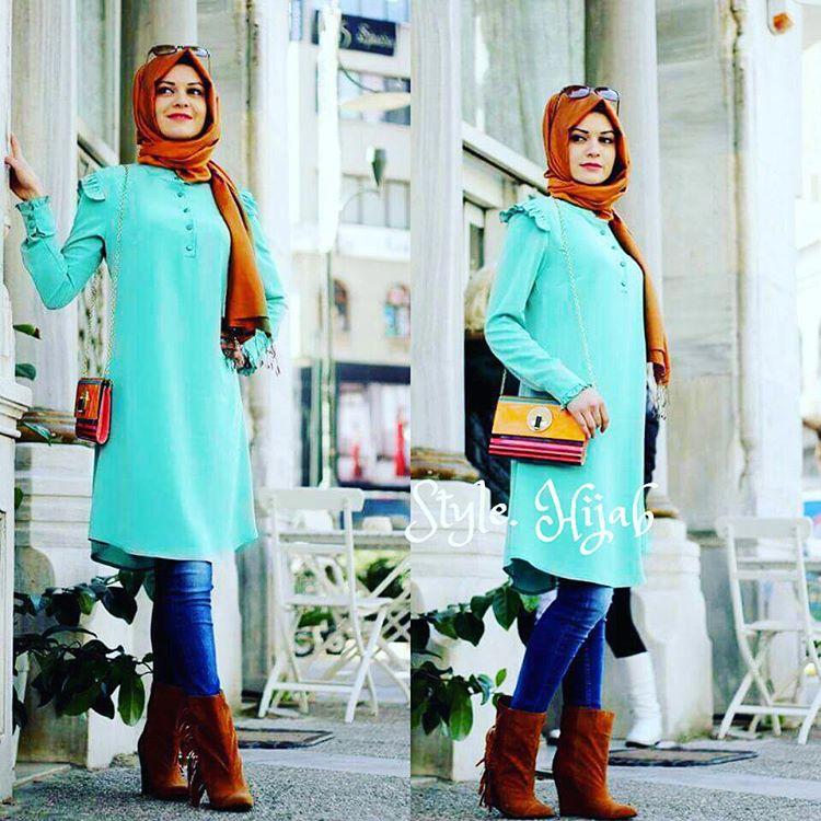 Styles Hijab Fashion17