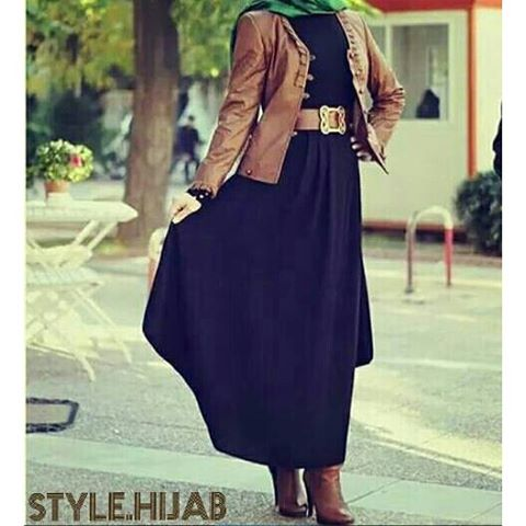Styles Hijab Fashion23