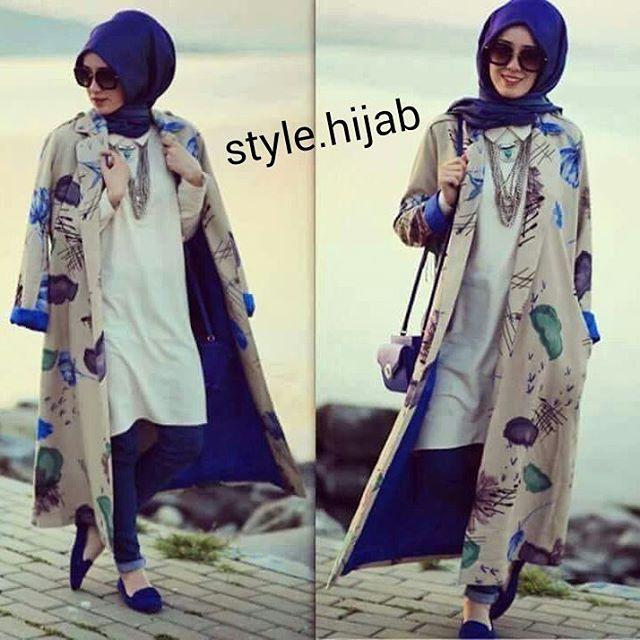 Style Hijab 2017 Fashion