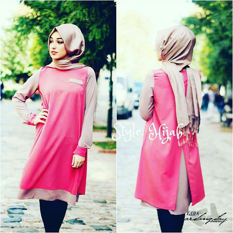 Styles Hijab Fashion9