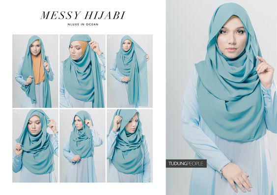 Tutoriels De Hijab17