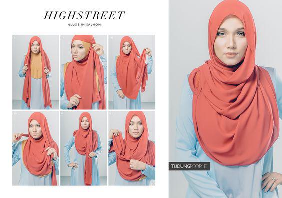 Tutoriels De Hijab19