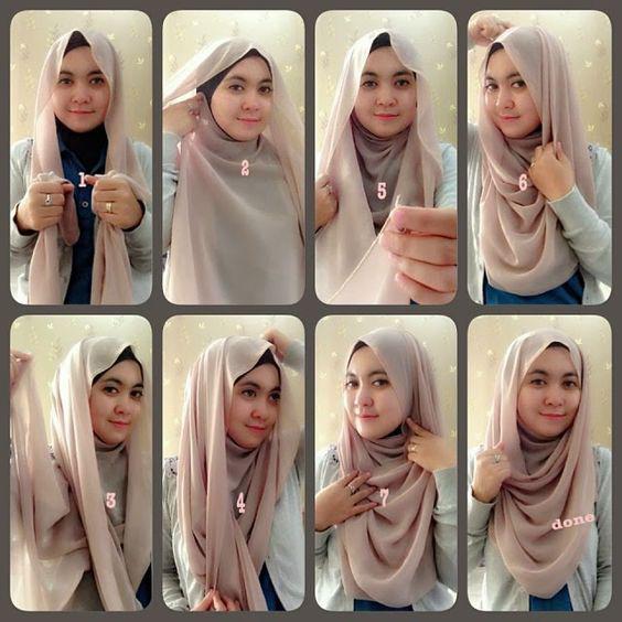 Tutoriels De Hijab2