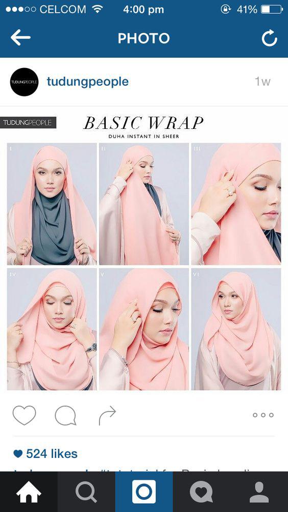 Tutoriels De Hijab20