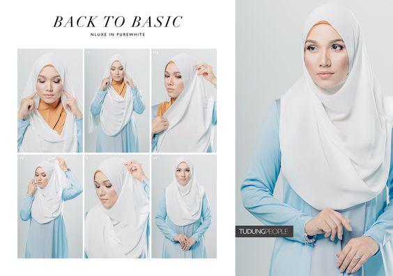 Tutoriels De Hijab7