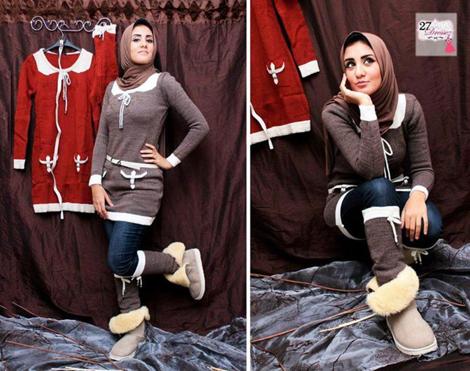hijab pour hiver6
