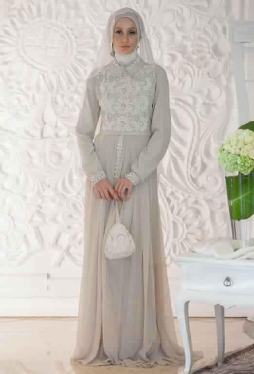 robe de fiancaille femme voilée10