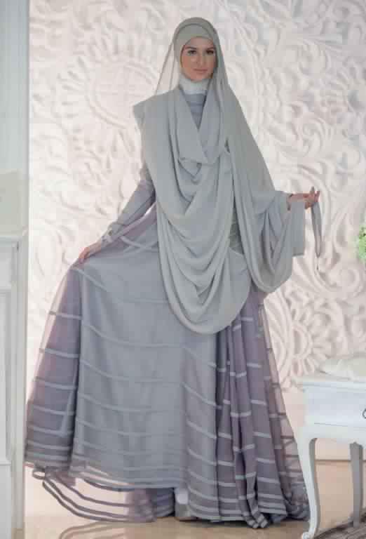 robe de fiancaille femme voilée11