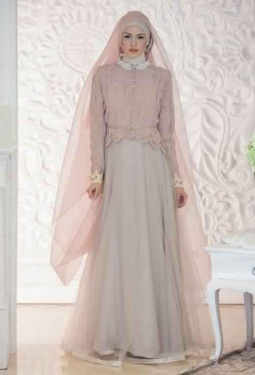 robe de fiancaille femme voilée13