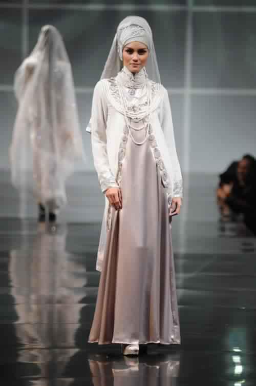 robe de fiancaille femme voilée18