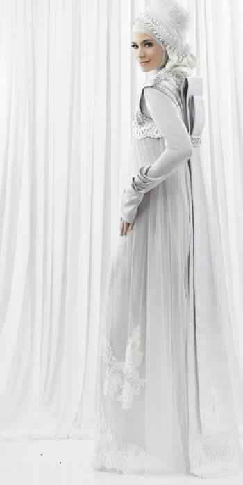robe de fiancaille femme voilée19