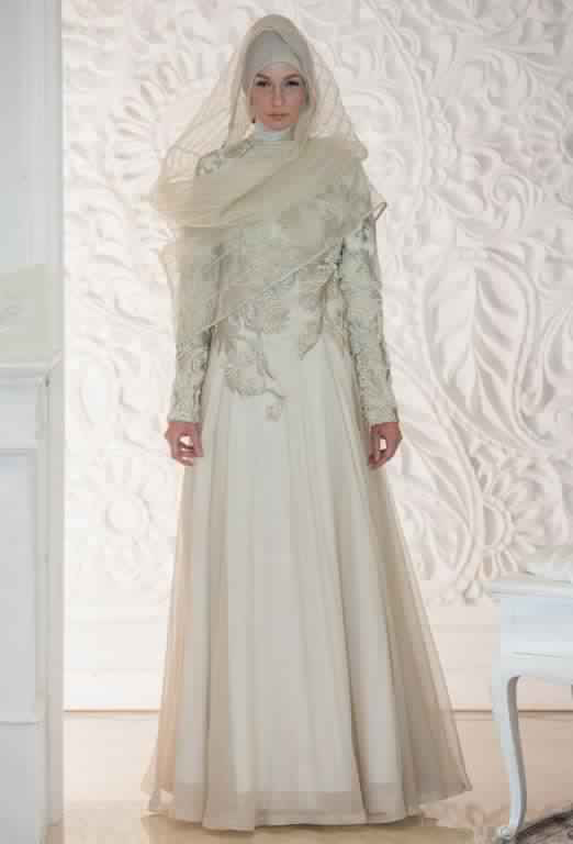 robe de fiancaille femme voilée20