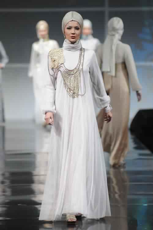 robe de fiancaille femme voilée21