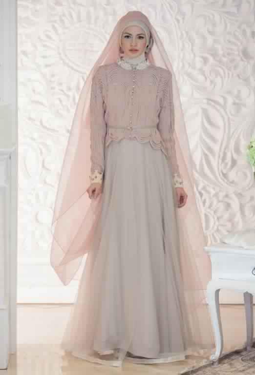 robe de fiancaille femme voilée22