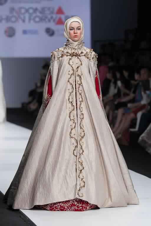 robe de fiancaille femme voilée4