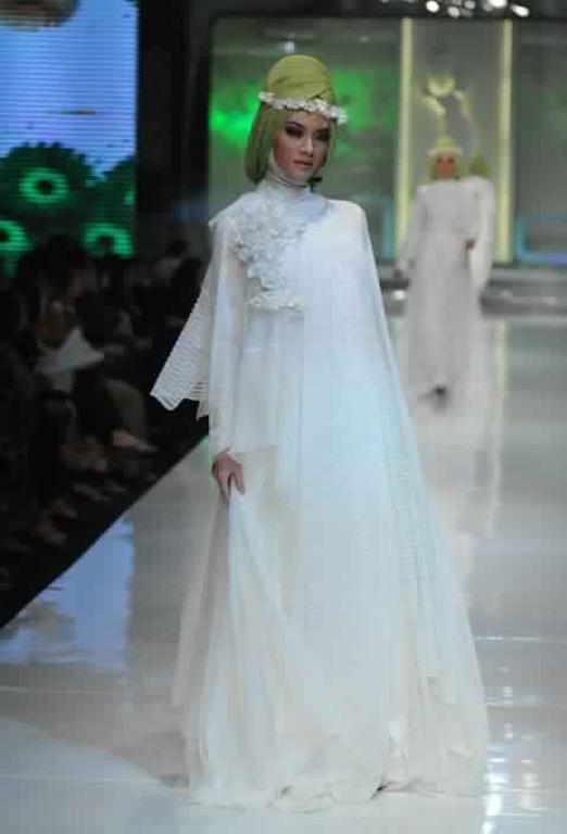 robe de fiancaille femme voilée5