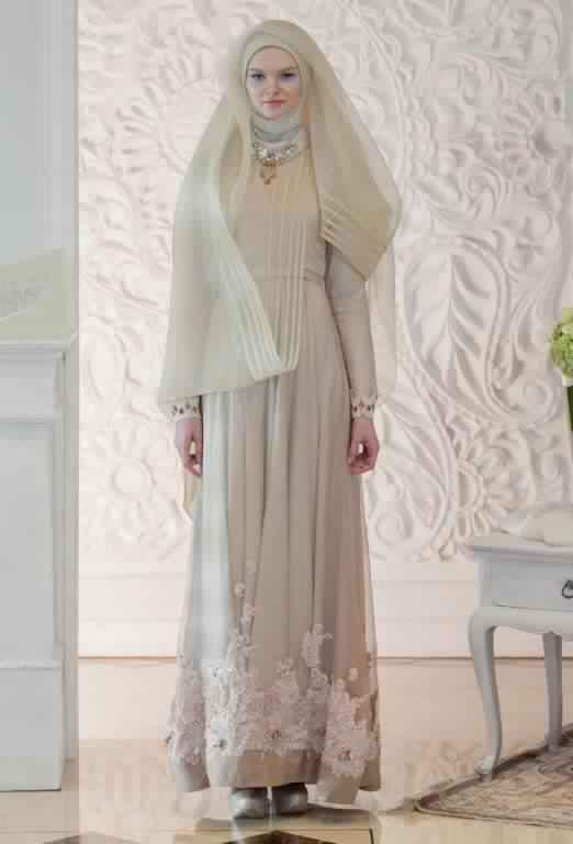 robe de fiancaille femme voilée9