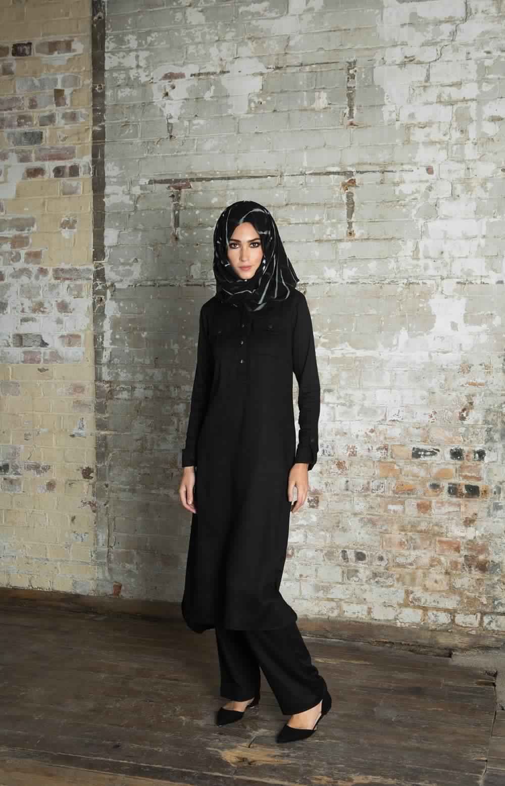 Abaya Fashion 1