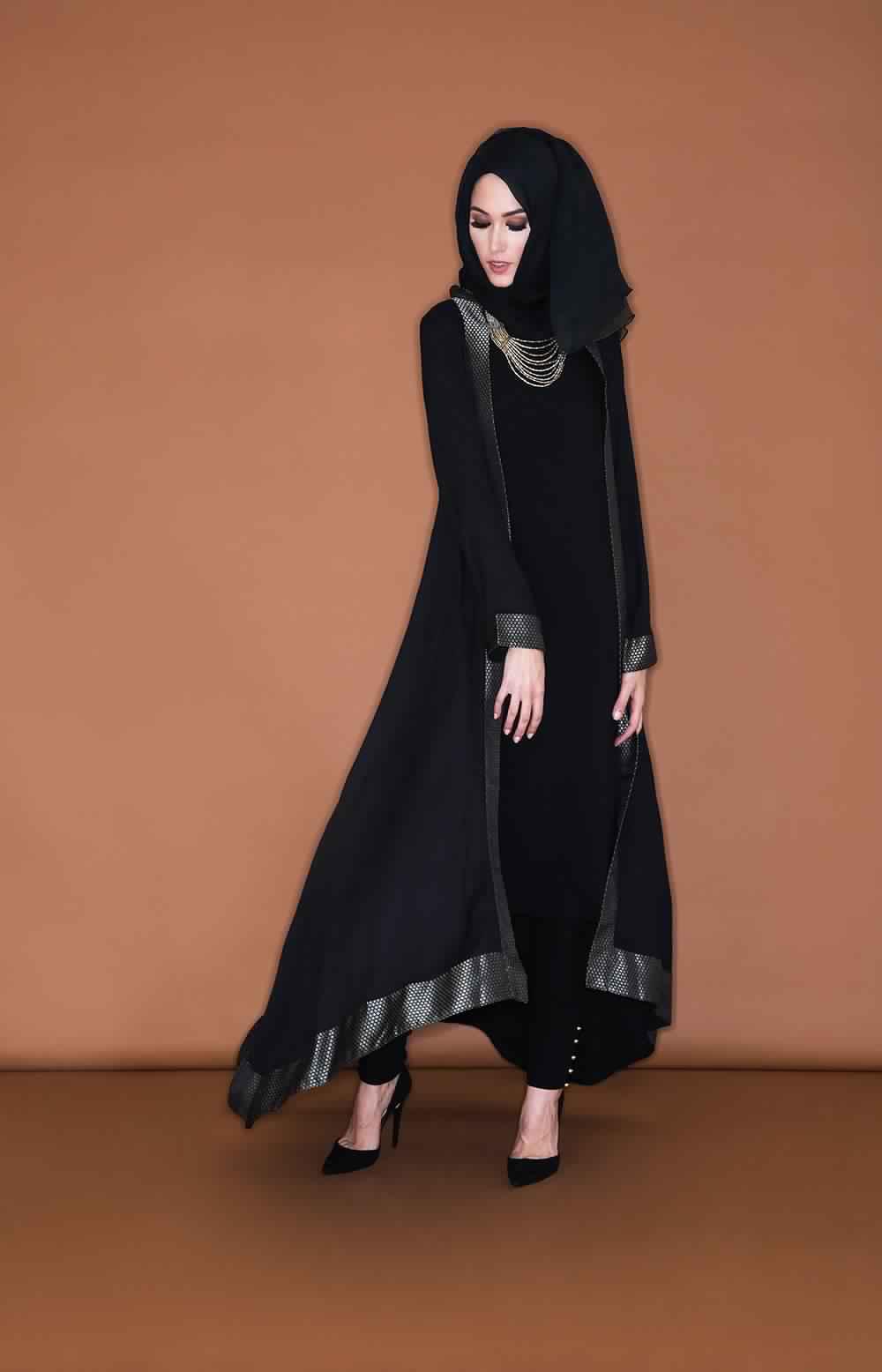 Abaya Fashion 14
