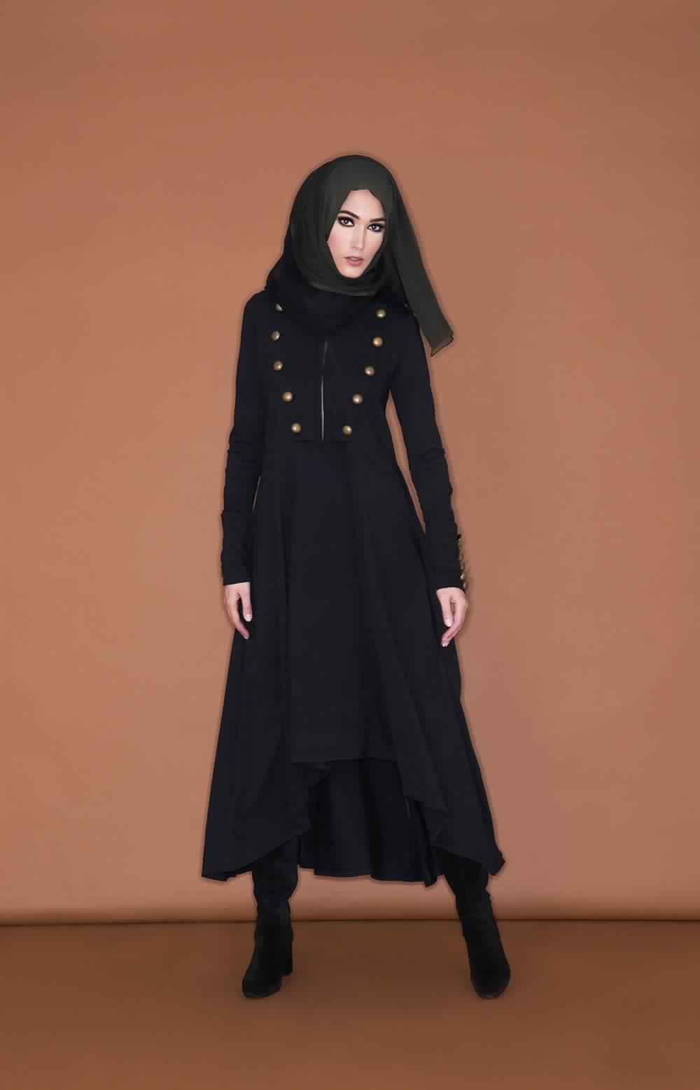 Abaya Fashion 16